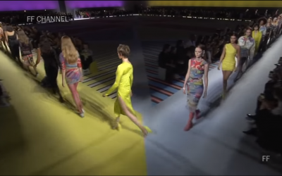 Versace | Spring Summer 2019 Full Fashion Show | Exclusive